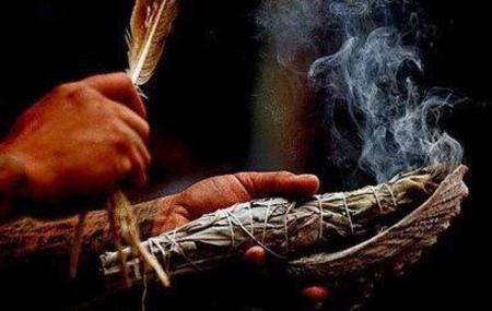 Tabak en andere planten in ceremonies